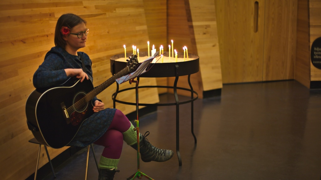 Ulla-Sisko ja kitara