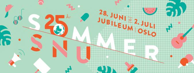 SommerSNU 2017 -mainos