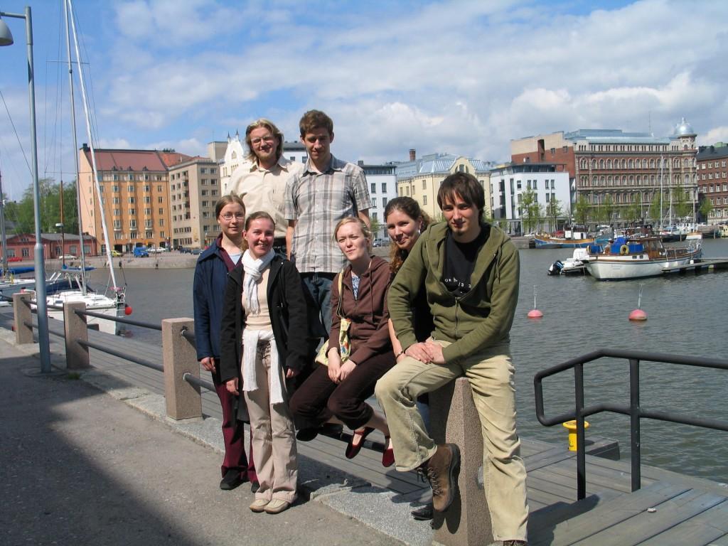 Vuonna 2005 Changemaker sai myös ensimmäisen tiiminsä.