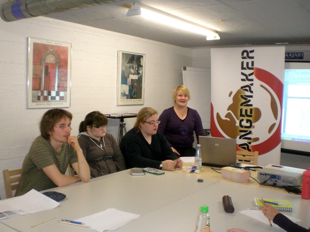 Teemaryhmätapahtuma 2.-3.10.2010