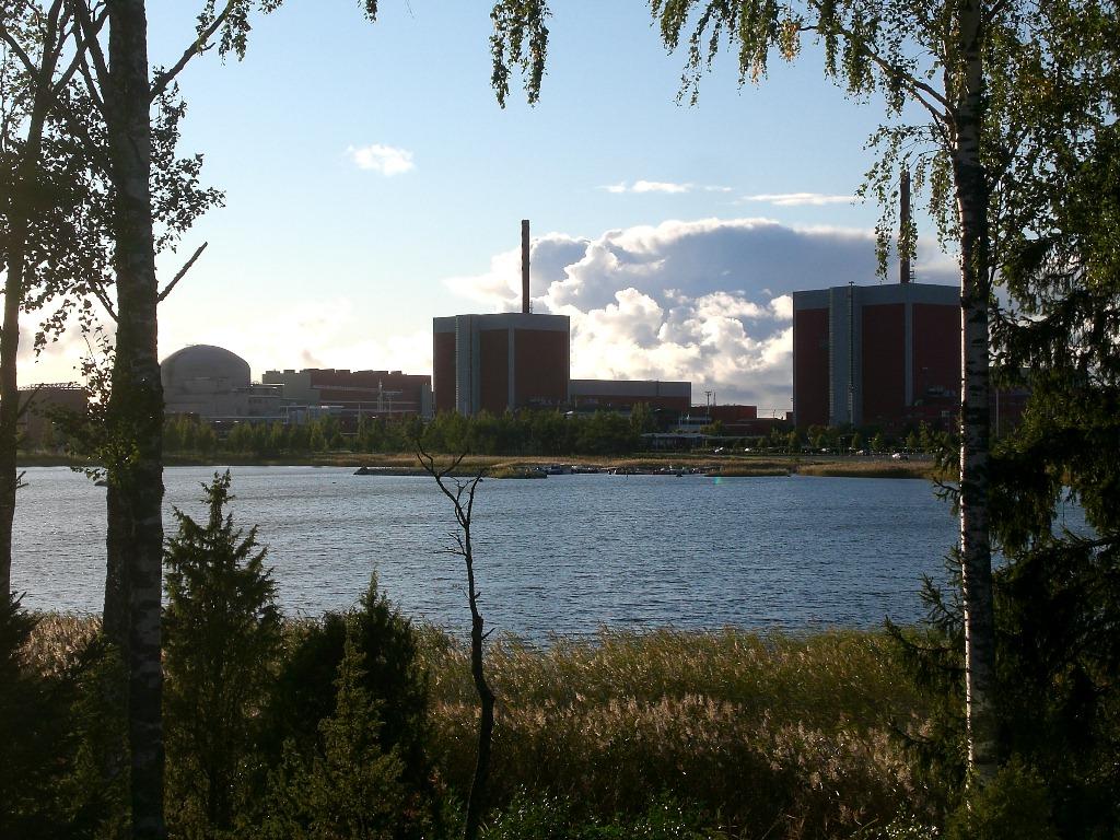 Ympäristöryhmän retki Olkiluotoon 16.9.2011