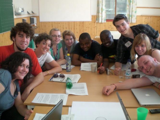 Kokouksen osallistujat