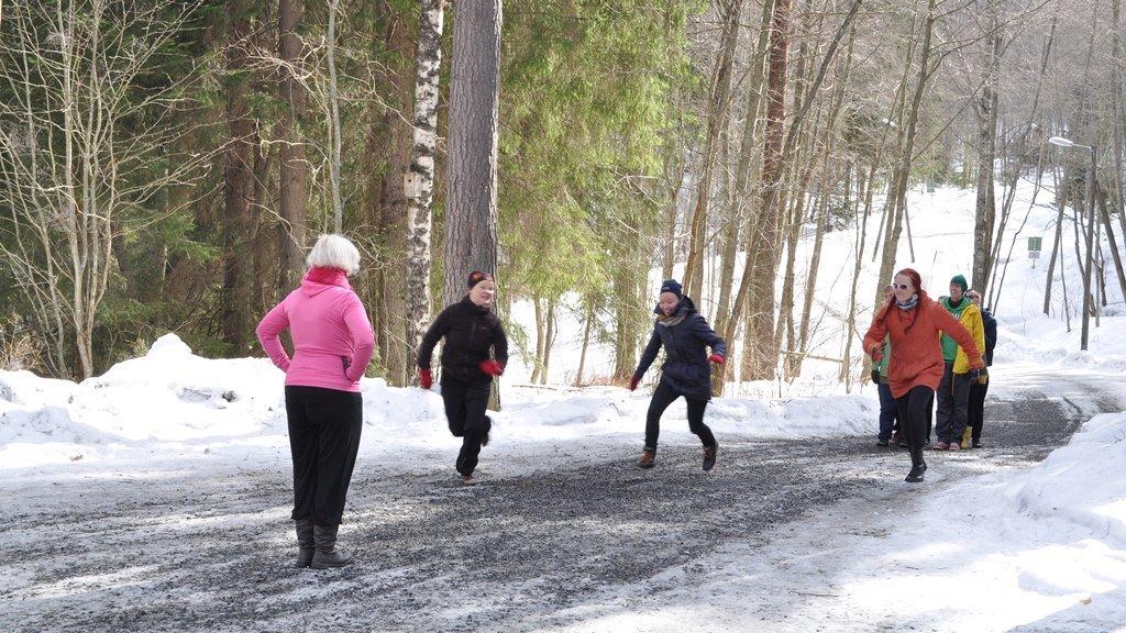 Changemaker-viikonloppua vietettiin Kuopiossa keväällä 2013.