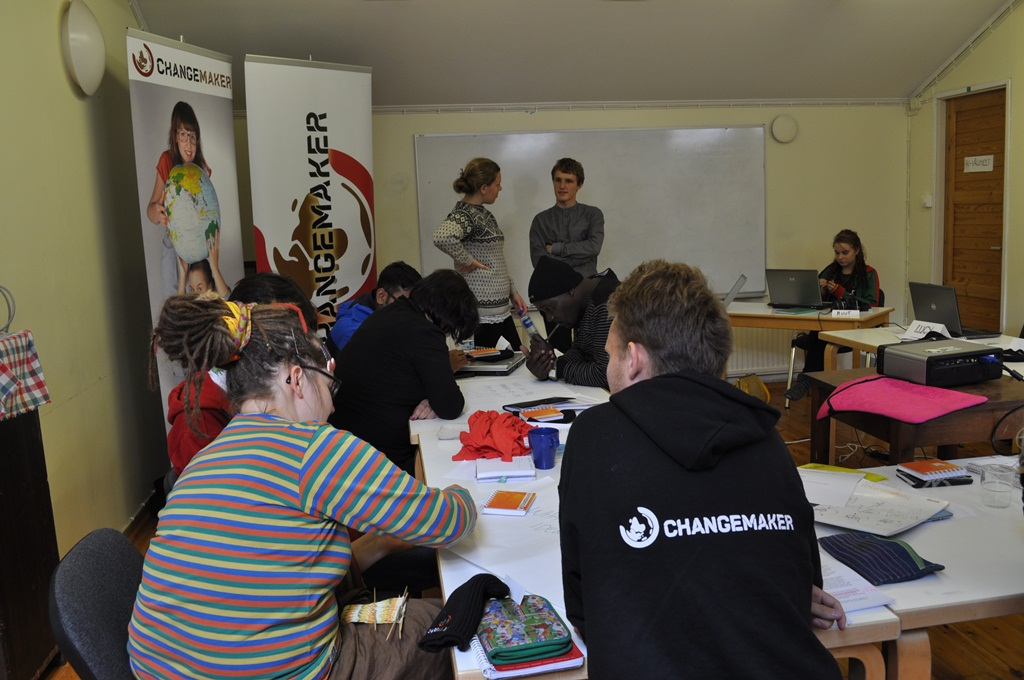 Changemaker International -kokous 4.-7.9.2012