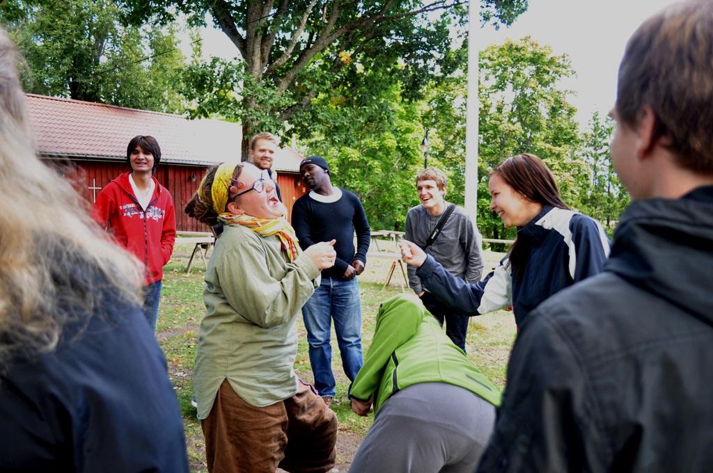 Changemaker-viikonloppu Vihdissä 7.-9.9.2012