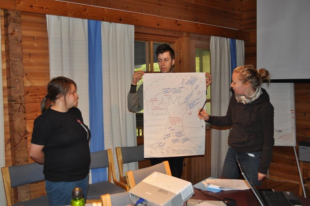 Jäsenkokous ja teemaryhmätapahtuma 6.-7.10.2012