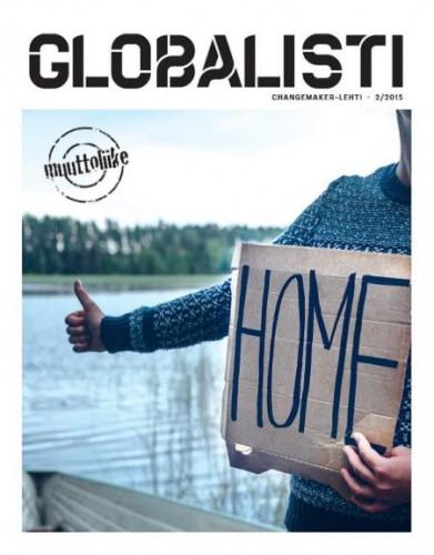 Globalisti 2/2015 kansikuva