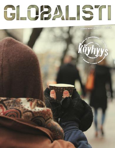 Globalistin 1/2016 kansikuva