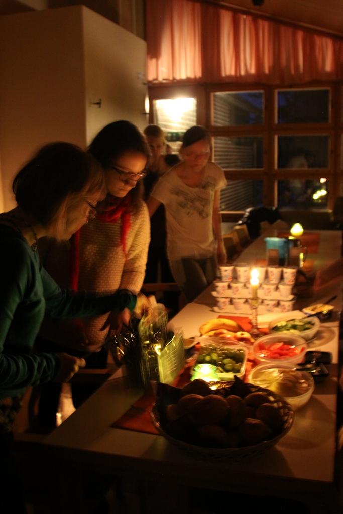 Changemaker -viikonloppu Kouvolassa 30.3.-1.4.2012