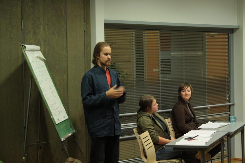 Changemaker-viikonloppu Vaasassa 10.-12.9.2010
