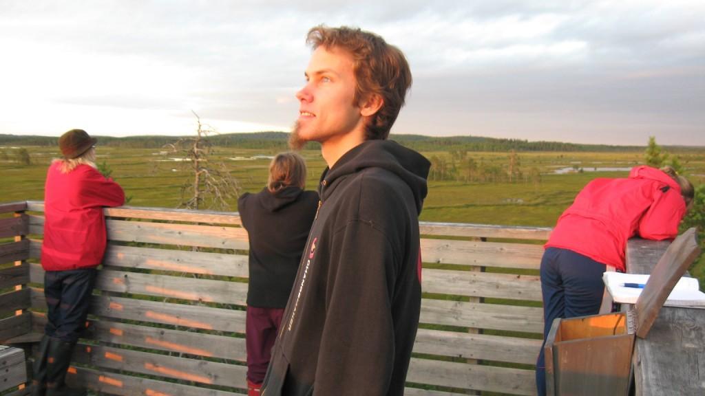 Changemaker-vaellus 4.-10.8.2008