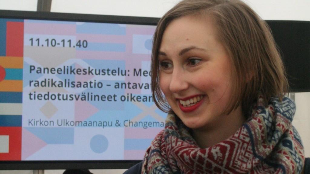 Paneelin juonsi toimittaja Anniina Mustalahti.