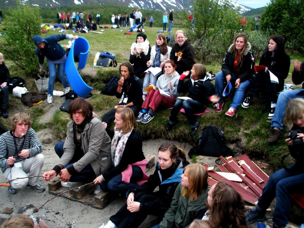 SommerSNU Norjassa