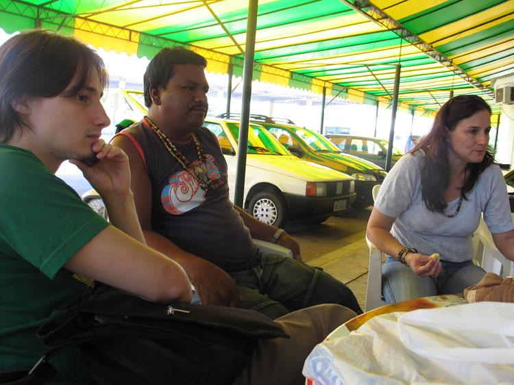Brasilia ja Paraguay 14.-23.2.2006