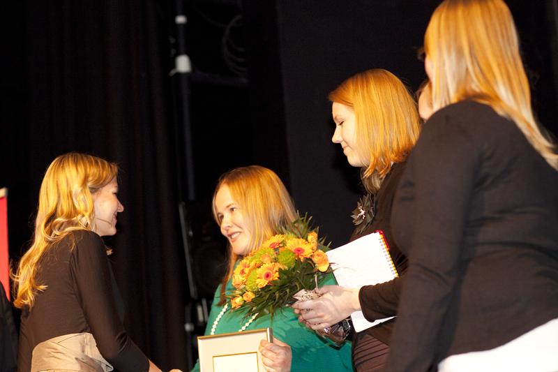 Nuorisotyön tunnustuspalkinto