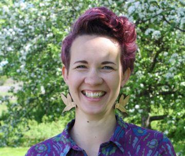 Maailmanmuuttaja Mirka Seppälä hymyilee
