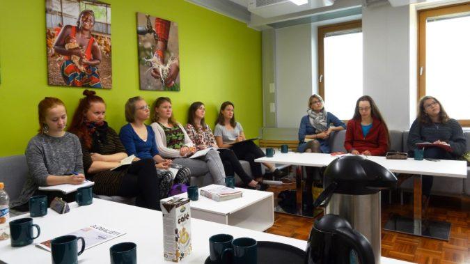 Globalistin toimittajakoulutus 2015