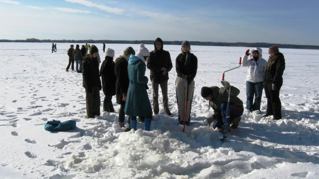 Changemaker-viikonloppu Pieksämäellä 27.-29.3.2009