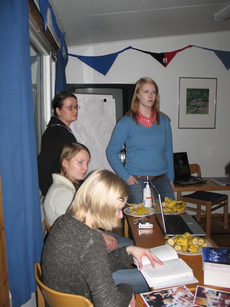 Changemaker-viikonloppu Toivakassa 1.-3.2.2008