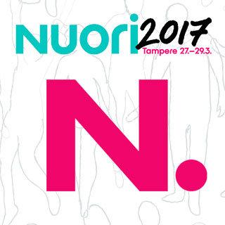 Nuori 2017 -tapahtuman logo