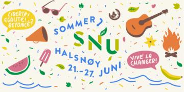 Norjan Changemakerin SommerSNU-mainos