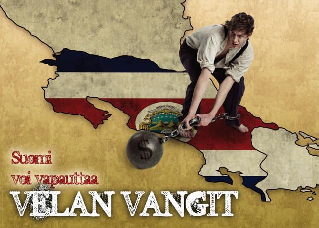Velan vangit -kampanja 2011